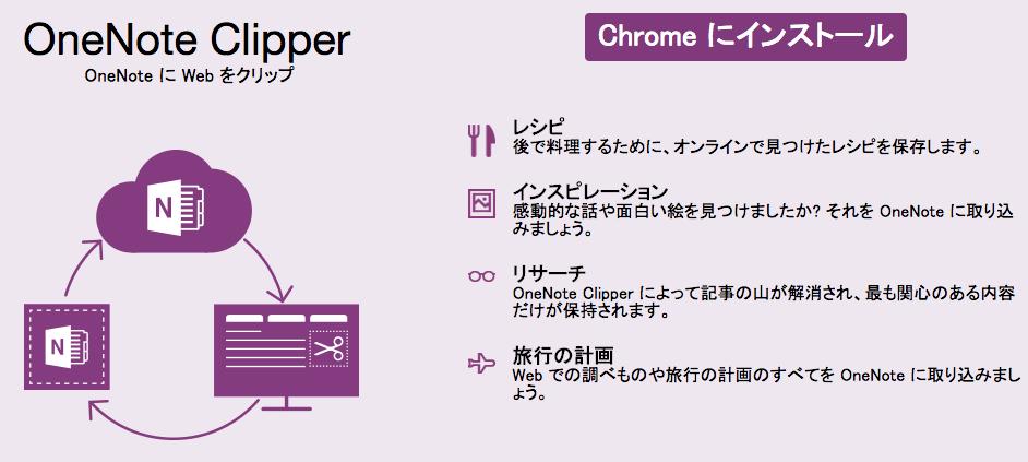 OneNote Clipper 01