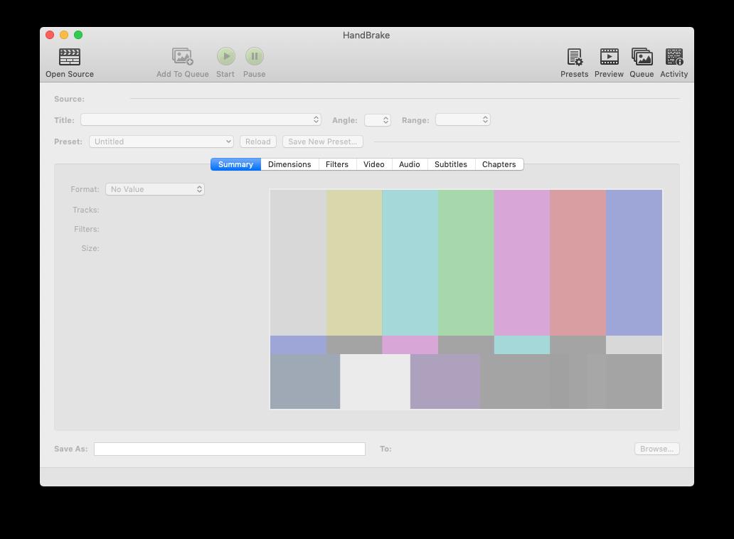 動画変換アプリ「HandBrake」が1年ぶりにバージョンアップ
