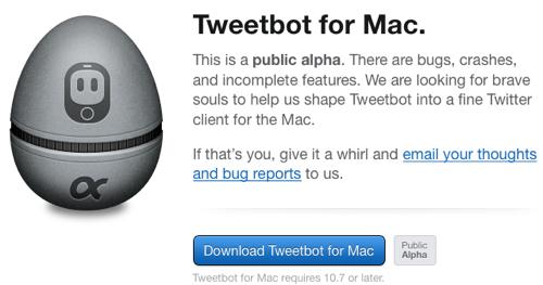 Tweetbotformac alpha