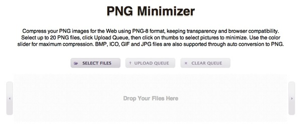 PNG Minimizer